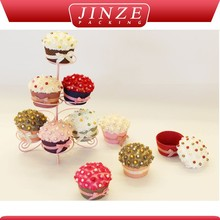 Wholesale Paper Cupcake Box /Custom Mini Cupcake Boxes/ Mini Single Cupcake Box