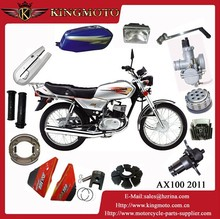 O.E.M Quality Motorcycle Parts for Suzuki AX100