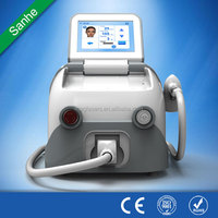 2015 hot sale/painless/Big power/Big spot size/10 bars/ professional Vertical portable 808nm Diode Laser hair removal machines