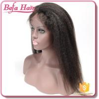 Befa hair wigs density 130% kinky straight full lace hair wigs,short full lace wigs for black women,black women wig
