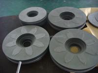 tungsten heat shield insulation as furnace heating element