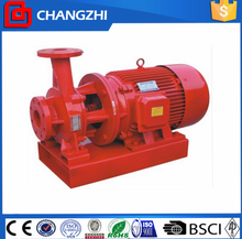 China famous brand horizontal constant-pressure fire pump group tangent pump