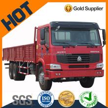 Sinoturk Howo 280hp 6x4 10 wheeler cargo truck dimensions