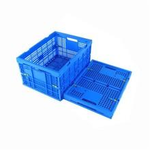 PP Plastic Type and folding plastic basket for beer bottle Use beer basket
