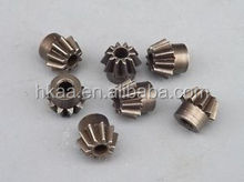 CNC Machining 10T Umbrella Tooth Bevel Helical Motor Reduction Gears