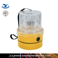 1 year warrentee road construction led traffic warning light