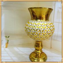 Yiwu ceramic flower customized wedding gifts vase or decoration