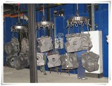Suspension Continuous Stepping Accumulating Chain Shot Blast Cleaning Machine/Chain Shot Blasting Machine