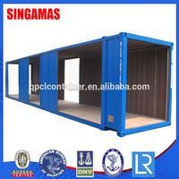New Design China Multi Container House
