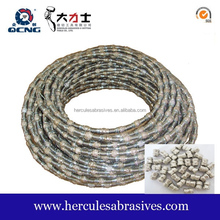 Spring Bond Diamond Saw Wire for Marble Quarry