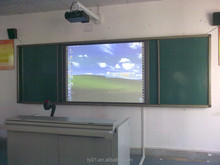 Multi-touch Interactive White Board protable electronic smart board infrared whiteboard