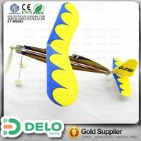 "HOT Toys !! Aviator-Starlet 18"" Rubber Band Powered Aircraft Model DE0206015"