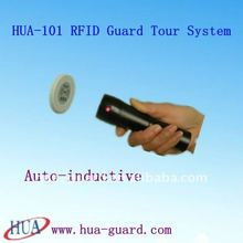 active rfid tracking guard tour program
