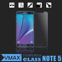 Newest! Factory price mobile phone 0.2mm/0.3mm Tempered Glass Screen protector/film for Samsung galaxy note 5