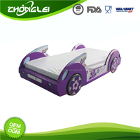 Highest Level Customize SGS Kids Wood Car Beds