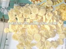 Delicious rice flakes processing line machinery plant