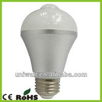 LED G60 bulb light 6W E26 580lumens 120V cool white 6000K