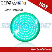 bowling ball driveway led traffic signal light
