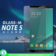 Mobile Phone Toughened Film for Samsung Note 5