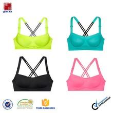 2015 Trendy gym wear sport bra fitness yoga wear for women