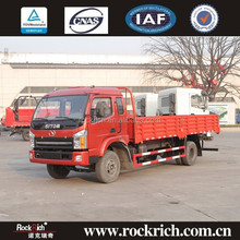 China Manufacture 4x2 140HP Diesel New Sitom Brand Small Delivery Truck For Sale