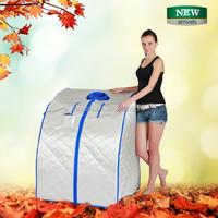 New products 2015 sauna with 220v dry portable finnish sauna