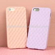 New TPU Gel Silicone Skin Cover Case for Apple iPhone 5