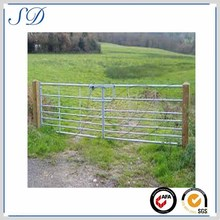 2014 Widely Used Cheap Metal Livestock Farm Fencing Panel