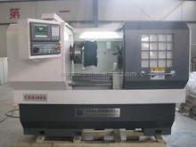 CK6166A turning wheel cnc alloy wheel diamond cutting machine