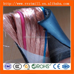 welding cable factory/supplier , hot selling rubber insulated flexible cable