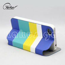 wholesale hot style two mobile phones leather case