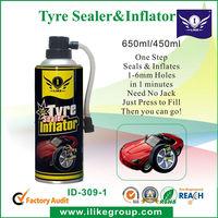 High Quality Fix Flat Tire Sealant Inflator Spray (REACH, RoHS, SGS)