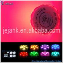 SHENZHEN JEJA vacaciones iluminación regalos Manualidades luces cambiantes del color