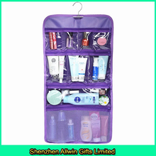Large Clear PVC Toiletry Bag/Travel Hanging Toiletry bag