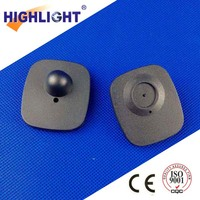 Anti-theft RF security tag / RF clothes tag /clothing alarm tag
