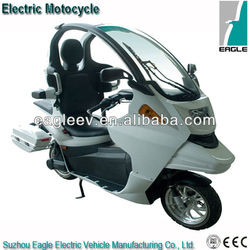 Electric motorcycle, 4KW, EEC and DOT approved