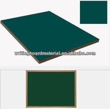 Stratifié vert chalk conseil, Sans cadre vert craie et blanc panneaux de signalisation, Sans cadre duraline