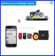 Hidden GPS Tracker With Built-in GSM Antenna/Built-in Battery/125DB Alert/Infinite Distance GPS Motorcycle Tracker