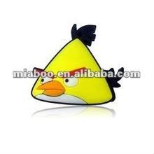 Bird shape cartoon anime Usb Flash Memory in factory price 100% Full capacity -Free Sample