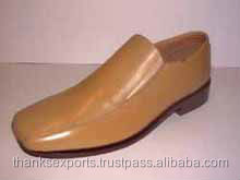 New GHANA leather popular latest manager shoes