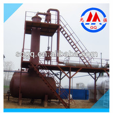 Hot sale!Chinese supplier waste oil to diesel&petrol equipment,used oil distillation equipment,used oil recycling
