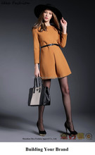 2015 the online shopping spring wool dress, online shopping china clothes