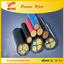High quality 0.6/1kv cu/xlpe/swa/pvc power cable with CE