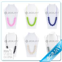 China goods wholesale large flat bead necklace