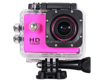original SJ4000 Helmet Sports DV 1080P HD Car Recorder Diving Bicycle Action Camera Waterproof