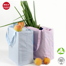 Wholesale Customized 140g Cotton Eco Friendly Shopping Bags Cheap