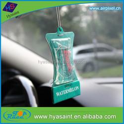 Various aroma membrane liquid hanging air freshener for car