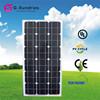 Energy saving high power mono 80w travel solar panel charger