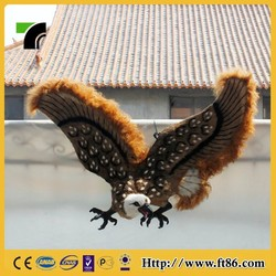 Wall-mounted animal shape flying eagle birds for sale