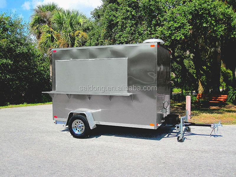 Dise 241 O Popular De Comida R 225 Pida Mobile Venta De Camiones